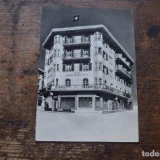 Postales: ST. MORITZ, HOTEL ROSATSCH-EXCELSIOR, SIN CIRCULAR. Lote 108868075