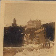 Postales: BUENA POSTAL Nº 14 FONT ROMEU LE GRAND HOTEL. Lote 109774039