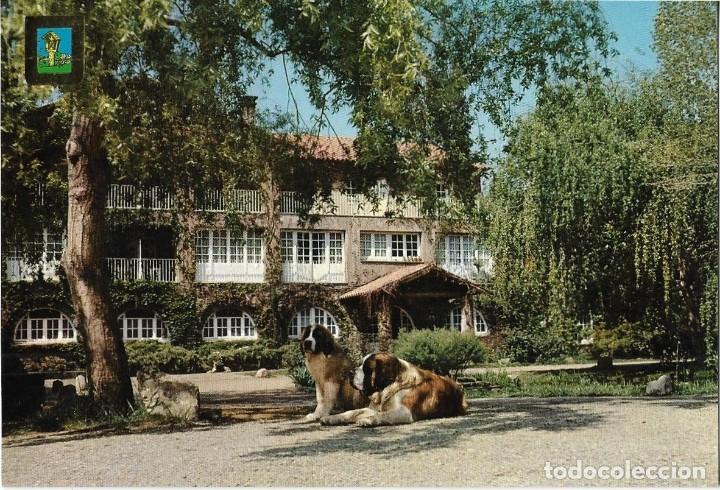 == PJ586 - POSTAL - SANT BERNAT HOTEL (Postales - Postales Temáticas - Hoteles y Balnearios)
