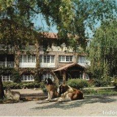 Postales: == PJ586 - POSTAL - SANT BERNAT HOTEL . Lote 112741867