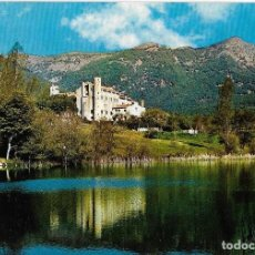 Postales: == PJ587 - POSTAL - SANTA FE DEL MONTSEY - HOTEL Y LAGO. Lote 112741991