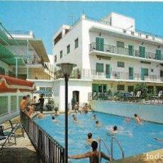 Postales: == C404 - POSTAL - HOTEL TRAVÉ - FIGUERAS - GERONA. Lote 113102943