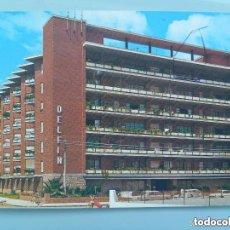 Postales: POSTAL DE LOS APARTAMENTOS DELFIN DE GANDIA ( VALENCIA ) , AÑOS 70.. Lote 114392075
