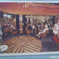 Postales: POSTAL DEL HOTEL - RESTAURANTE KYSTENS PEREL , PEARL COST . DINAMARCA , AÑOS 50.. Lote 115356451