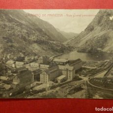 Postales: POSTAL - ESPAÑA - BALNEARIO DE PANTICOSA - VISTA GENERAL PANORÁMICA - M. ARRIBAS -. Lote 120021319
