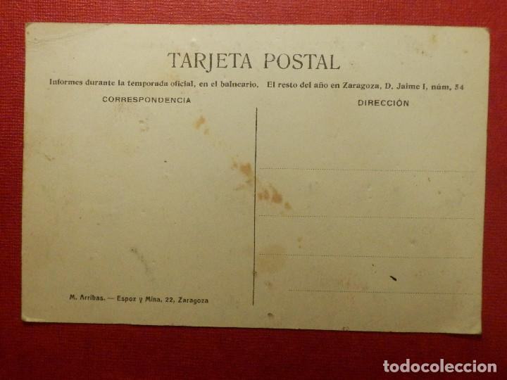 Postales: Postal - España - Balneario de Panticosa - Vista General Panorámica - M. Arribas - - Foto 2 - 120021319