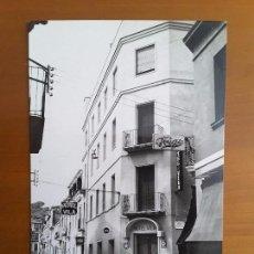 Postales: POSTAL HOTEL VILA - 9. CALELLA (BARCELONA). Lote 120049367