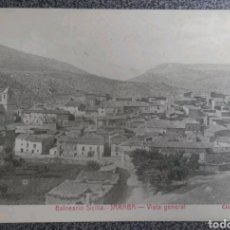 Postales: POSTAL BALNEARIO SICILIA JARABA VISTA GENERAL. Lote 121721512