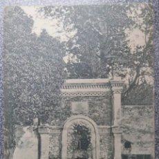 Postales: POSTAL EMBARCADERO ESPLUGA DE FRANCOLÍ BALNEARIO. Lote 121727947