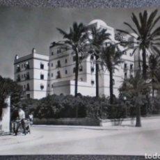 Postales: POSTAL FOTOGRÁFICA HOTEL ATLÁNTICO CÁDIZ. Lote 121729242
