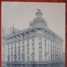 Postales: POSTAL HOTEL ROMA AVENIDA CONDE PEÑALVER MADRID. Lote 121729498