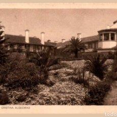 Postales: POSTAL HOTEL REINA CRISTINA ALGECIRAS. Lote 121729750