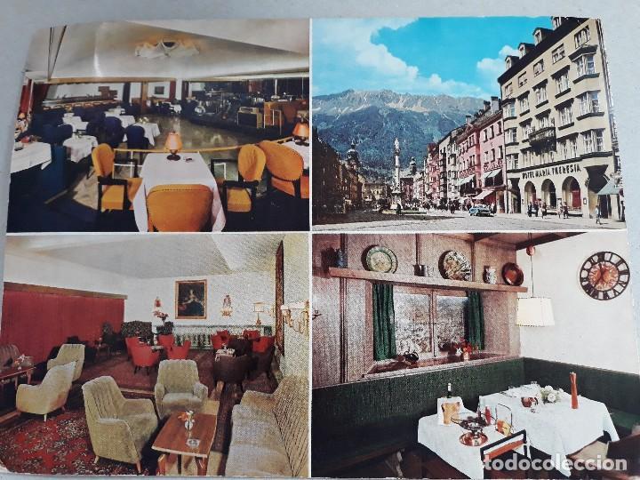 HOTEL MARIA THERESIA (Postales - Postales Temáticas - Hoteles y Balnearios)