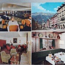 Postales: HOTEL MARIA THERESIA. Lote 125193331