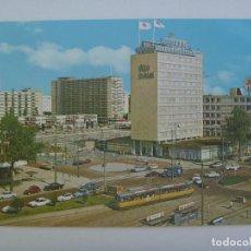 Postales: POSTAL DE AMSTERDAM ( HOLANDA ): HOTEL RIJN . AÑOS 60. Lote 128058891