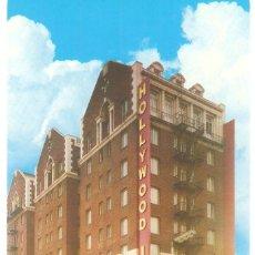 Postales: USA, HOLLYWOOD, HOTEL HOLLYWOOD INN, SIN CIRCULAR. Lote 128279155