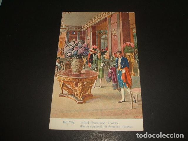 ROMA HOTEL EXCELSIOR (Postales - Postales Temáticas - Hoteles y Balnearios)