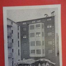 Postales: HOTEL CONSUL. ANDORRA LA VELLA. Lote 128447859
