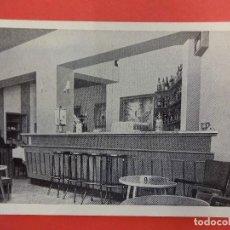 Postales: HOTEL CONSUL. ANDORRA LA VELLA. Lote 128448331