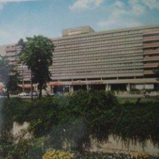Postales: ANTIGUA FOTO POSTAL HOTEL INTER-CONTINENTAL HANNOVER. Lote 129752415