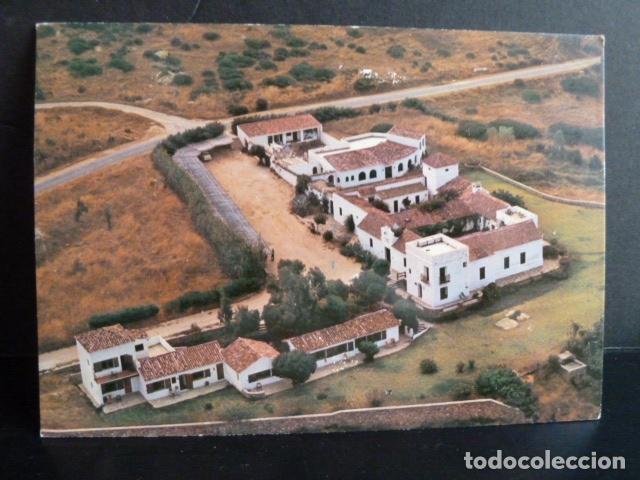 HOTEL CORTIJO DE LA PLATA -ZAHARA DE LOS ATUNES -CADIZ (Postales - Postales Temáticas - Hoteles y Balnearios)