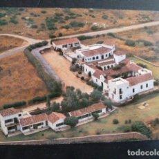 Postales: HOTEL CORTIJO DE LA PLATA -ZAHARA DE LOS ATUNES -CADIZ. Lote 130304606
