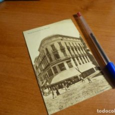 Postales: REINA VICTORIA HOTEL, MALAGA, LIT. ALCALA - MALAGA, 14 X 9 CM. SIN CIRCULAR. Lote 131380298