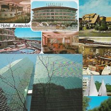 Postales: 90 POSTALES * HOTELES , PARADORES, CAMPINGS,ETC * LOTE Nº 6. Lote 131652254