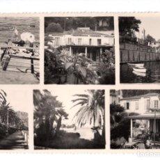 Postales: HOTEL - PENSION - RESTAURANTE - LES CHARMETTES. Lote 132249570