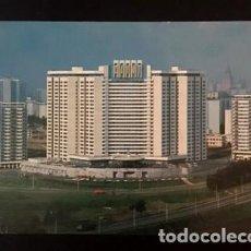 Postales: MOSCÚ - RUSIA - HOTEL SALYUT. Lote 133311354