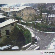 Postales: POSTAL DEL RESTAURANTE MARTIN . OJEDO - POTES, CANTABRIA. Lote 133588938