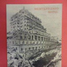 Postales: MEDITERRANEO HOTEL. PALMA DE MALLORCA. ISLAS BALEARES. Lote 133823070