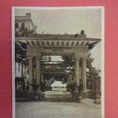 Postales: MEDITERRANEO HOTEL. PALMA DE MALLORCA. Lote 133823190