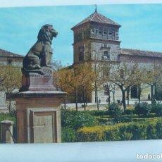 Postales: POSTAL DEL PARADOR NACIONAL DEL CONDESTABLE DAVALOS EN UBEDA ( JAEN ), PALACIO MANCERA. AÑOS 60. Lote 133986930