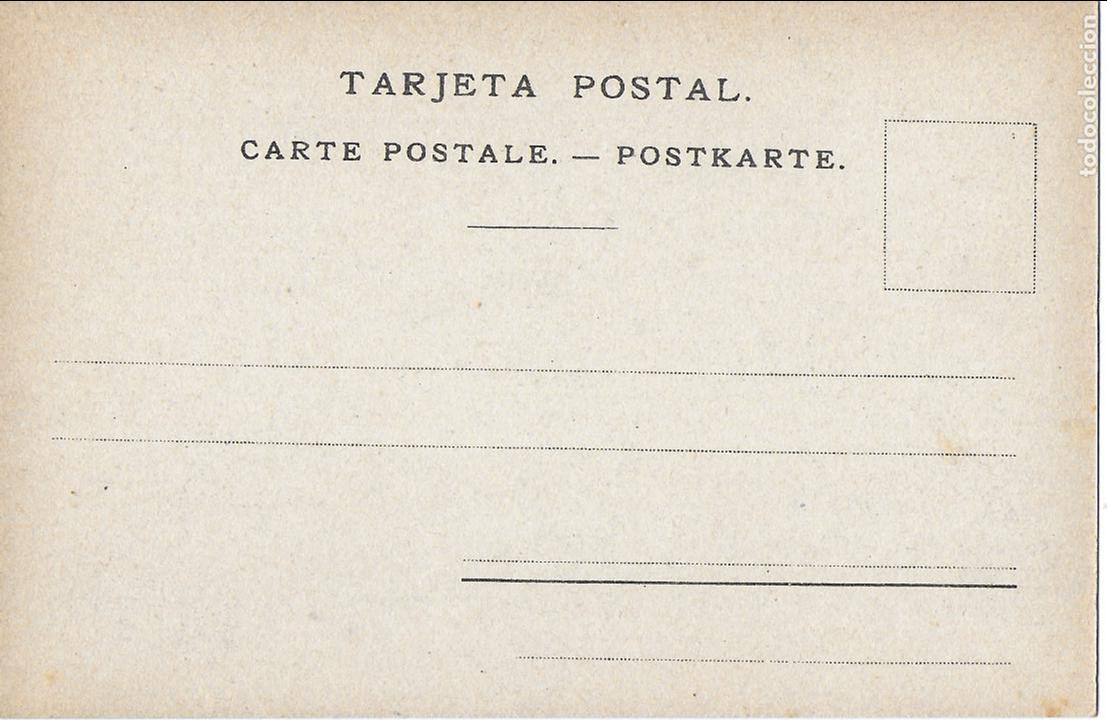 Postales: P- 8647. POSTAL GRAN BALNEARIO VICHY CATALAN. CAFE. - Foto 2 - 135299030