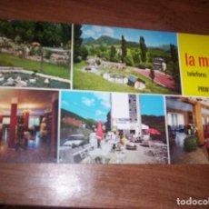 Postales: HOTEL LA MASSANA - PRINCIPAT D' ANDORRA - 1974. Lote 137463990