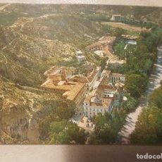 Postales: POSTAL DEL BALNEARIO DE ARCHENA (MURCIA), VISTA AÉREA. AÑOS 70, SIN CIRCULAR.. Lote 139453046