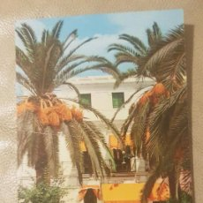 Postales: POSTAL DEL BALNEARIO DE ARCHENA (MURCIA), FACHADA HOTEL TERMAS. AÑOS 70, SIN CIRCULAR.. Lote 139470794