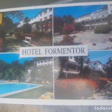 Postales: POSTAL DE MALLORCA, HOTEL FORMENTOR. AÑOS 80, SIN CIRCULAR. Lote 139527614