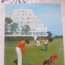 Postales: POSTAL DE SITGES ( BARCELONA ). HOTEL TERRAMAR PALACE. AÑOS 70, SIN CIRCULAR.. Lote 139719198