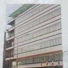 Postales: POSTAL DE VILLAREAL (CASTELLON). HOTEL RESIDENCIA CRISTAL. AÑOS 70, SIN CIRCULAR.. Lote 139720110