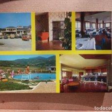 Postales: HOSTAL CADAGUA, VILLASANA DE MENA - BURGOS. SIN ESCRIBIR.. Lote 140043918