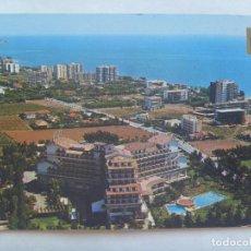 Postales: POSTAL DE BENICASIM ( CASTELLON ): HOTEL ORANGE . AÑOS 70. Lote 143021822