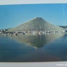 Postales: POSTAL DE UN HOTEL DE LA COSTA AZUL FRANCESA . FRANCIA.. Lote 143032834