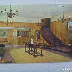 Postales: POSTAL DE LA RESIDENCIA DEL BANCO ESPAÑOL DE CREDITO. CERCEDILLA, MADRID. AÑOS 60.. Lote 143115546