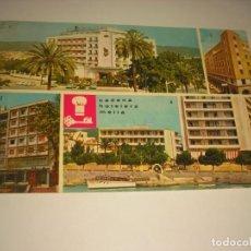 Postales: CADENA HOTELERA MELIA. INCLUYE FOTOS DE 4 HOTELES. Lote 143123034