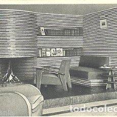 Postales: ANTIGUA POSTAL DIRECCION GENERAL TURISMO ALBERGUES CARRETERA POSTCARD CC00246. Lote 143379406