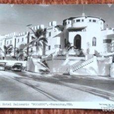 Postales: HOTEL BALNEARIO MOCAMBO - VERACRUZ - MEXICO. Lote 146498290