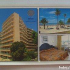 Postales: POSTAL DEL HOTEL PIÑERO , BAHIA DE PALMA. MALLORCA. Lote 146709994