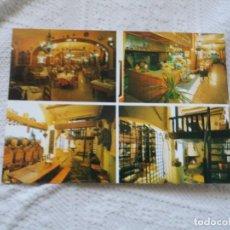 Postales: HOTEL DURÁN. CASA TÍPICA CATALANA. FIGUERES. SIN CIRCULAR.. Lote 146717446